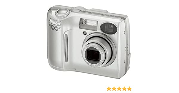Nikon Coolpix 5600 - Cámara Digital Compacta 5.4 MP (1.8 Pulgadas ...