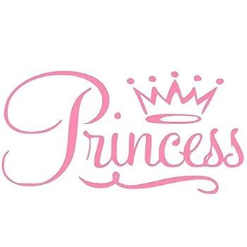 Amazon Com Princess Queen Crown Tiara Car Truck