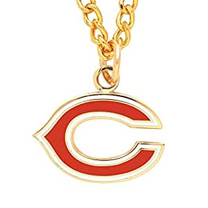 NFL Chicago Bears 49793061 Necklace with Charm Clamshell