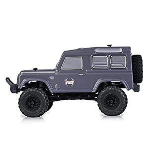 RGT RC Crawlers RTR 1/24 Scale 4wd Off Road Monster Truck Rock Crawler 4x4 Mini RC Car with Lights