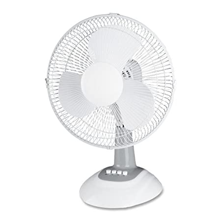 Home and Kitchen Heating Cooling Air Quality Household Fans Table Assembly Required No Color Light Gray Dimensions 19.5 inches Height x 13.94 inches Width x 11.5 inches Depth Fan Diamete