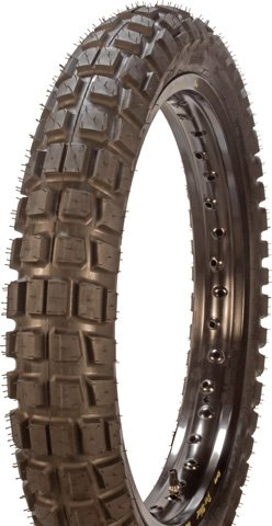 Kenda K784 Big Block Dual Sport Front Tire - 90/90-21, Tire Application: All-Terrain, Position: Front, Tire Size: 90/90-21, Tire Construction: Bias, Tire Type: Dual Sport, Rim Size: 21
