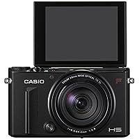 CASIO Digital Camera EXILIM EX-100FBK 60 images per second.High-speed continuous shooting throughout. F2.8 optical 10.7 times zoom lens. Premium bracketing EX100F black.