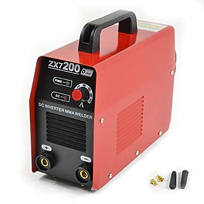 IGBT Zx7-200 DC Inverter Mma Arc Welder Welding Soldering Machine Aofeng 220 Volt AC
