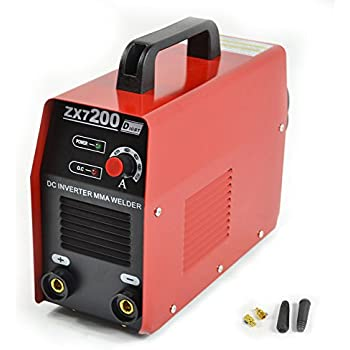 Juba Welder Igbt Portable Solder Welding Inverter Mma Machine & Earth Clamp Led Tig Welders