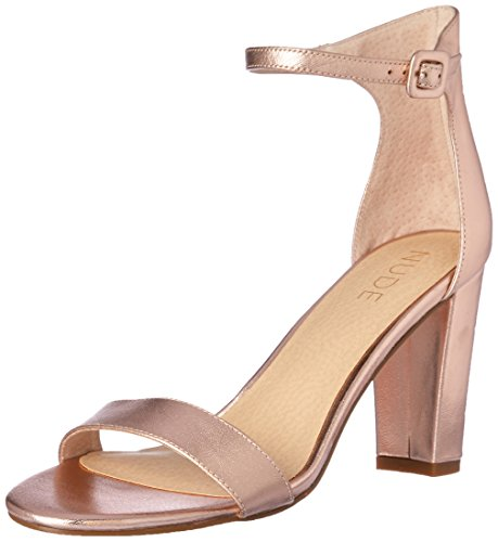 NUDE Pink (Rose Gold Leather)