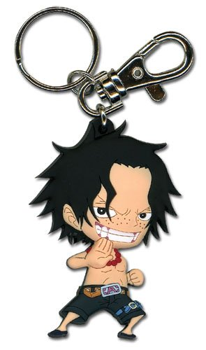 Key Chain - Chain One Piece - - New SD Ace Ace Anime Toys Licensed ge36803 B00JW4MFWG, icon contempo:b30f1c4e --- awardsame.club