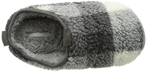 Bedroom Athletics Men's Gibson Slipper Grey/White Ma7oFI