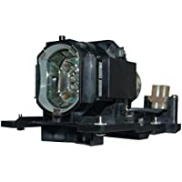AuraBeam Professional Hitachi DT01371 Projector Replacement Lamp with Housing (Powered by Philips)
