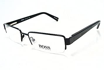 7bab982e39 Image Unavailable. Image not available for. Color  HUGO BOSS EYEGLASSES ...