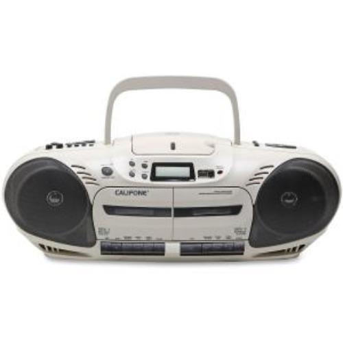 Califone 2455AV-04 Performer Plus Multimedia Player/Recorder by Califone