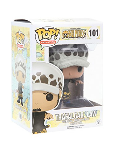 Funko One Piece Pop! Animation Trafalgar. Law Vinyl Figure