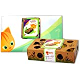 Cat Amazing - Best Cat Toy Ever! Interactive Treat Maze & Puzzle Game for Cats