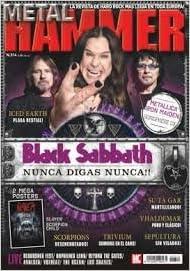 Metal Hammer January 2014: various: 9783293459236 ...