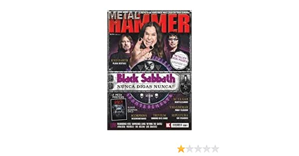 Metal Hammer January 2014: various: 9783293459236: Amazon ...