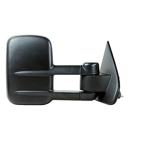 Fit System 62137G GM Silverado/Sierra 1500 Right Side Manual Towing Mirror
