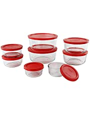 Pyrex Simply Store 1-cup Glass Food Storage