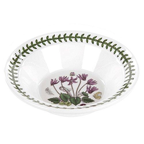 Portmeirion Botanic Garden - 6 Oatmeal Bowl - Cyclamen by Portmeirion