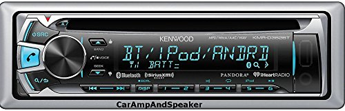 Kenwood KMR-D362BT Marine CD Receiver with Built-in Bluetoot