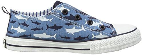 Hatley Sharks Jungen Sneaker Blau (Blue)
