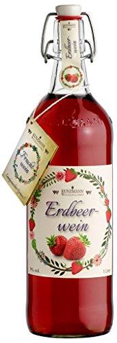 Kunzmann - Erdbeerwein 9% Vol. - 1,0l