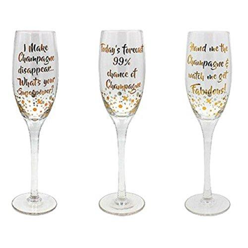 une Flûte Slogan À Flûte Champagne nbsp; Seule 8qtAvwnt