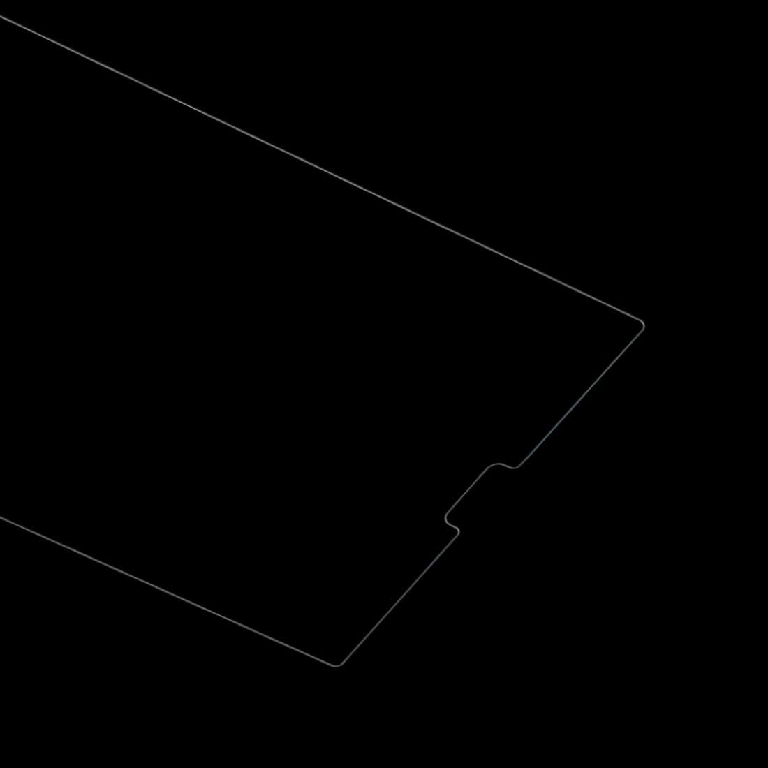 DESHENG Clear Screen Protector 50 PCS for Sony Xperia XZs 0.26mm 9H Surface Hardness Explosion-Proof Non-Full Screen Tempered Glass Screen Film Glass Film