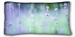 Custom Nature Custom Zippered Pillow Case 20x36 inches(one sides) from Surprise you suitable for X-Long Twin-bed