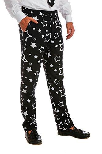 Men's Stars Suit Pants by Opposuits ()