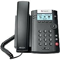 VVX 201 2-Line IP Phone PoE