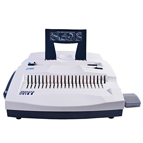 Electric Binding Machine (SAD-B30e Electrical Binding Machine for up to 2'' Plastic Comb 500 sheets)