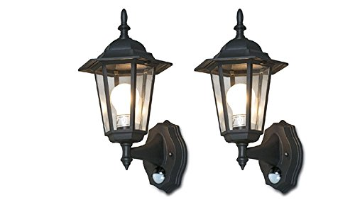 Outdoor Lantern Lights Pir in US - 3