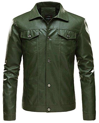 Leathe Jacket - 2