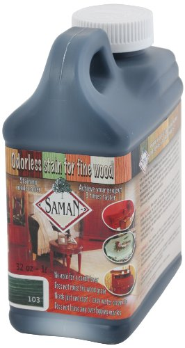saman-tew-103-32-1-quart-interior-water-based-stain-for-fine-wood-emerald