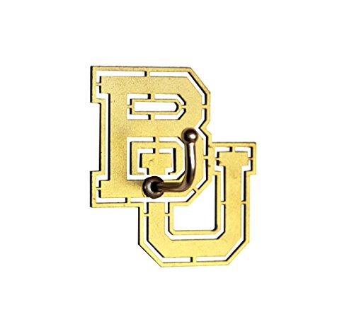 Henson Metal Works Baylor Collegiate Medium Logo Wall Hook by Henson Metal Works (Image #1)