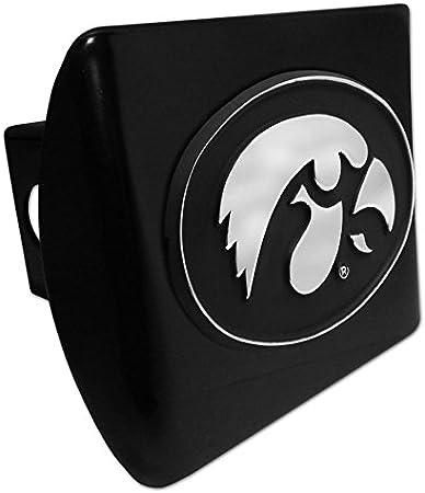 NCAA Iowa Hawkeyes Sports Team Logo Hitch Cover Class III Wire Plugs