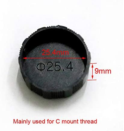 Microscope Ocular Dust Cover C Mount CCD Interface Microscope Lens Cap Eyepiece Cover 23.2mm 25.4mm 27.5mm 34mm 35mm 38mm 39mm Color:42mm Mercury/_Group