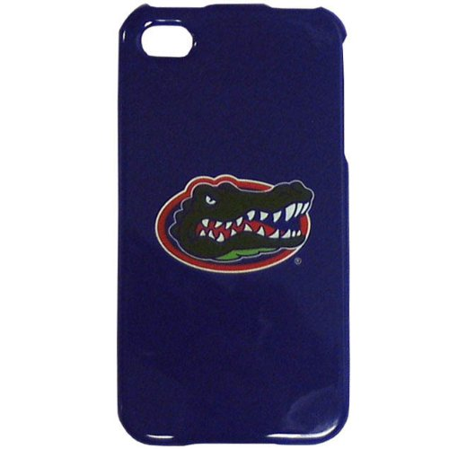 Florida Gators Faceplate (Florida Gators NCAA for Apple iPhone 4 4S Faceplate Hard Protector Snap On Case Cover fits Sprint, Verizon, AT&T Wireless)