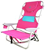 Ladies Comfort On Your Back Chair - Pink
