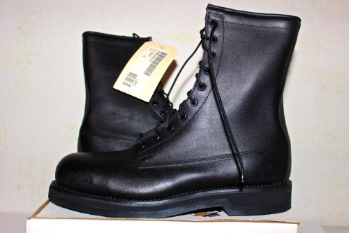 Steel Toe Safety Usgi Addison Boot Size 10 N (Shipping only to the Continental US)