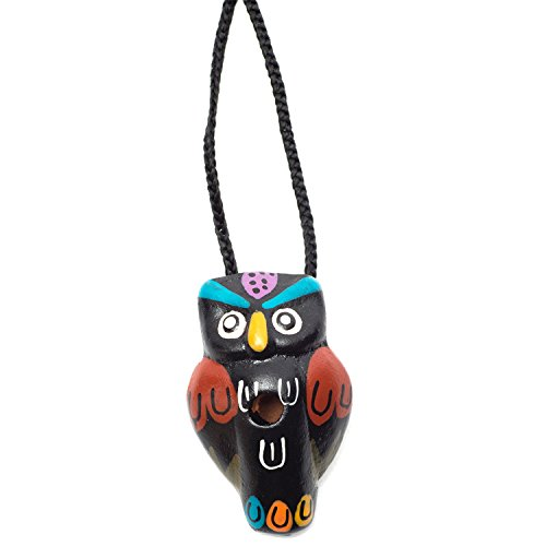 Singing Owl Clay Whistle on (Clay Whistle)