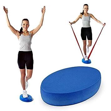 HEEGNPD Cojín de Equilibrio para Entrenamiento Yoga ...