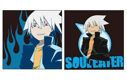 SOUL EATER Soul Cushion Cover