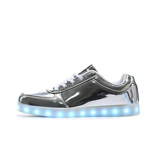 Fan With Led Lights Luminous - 6