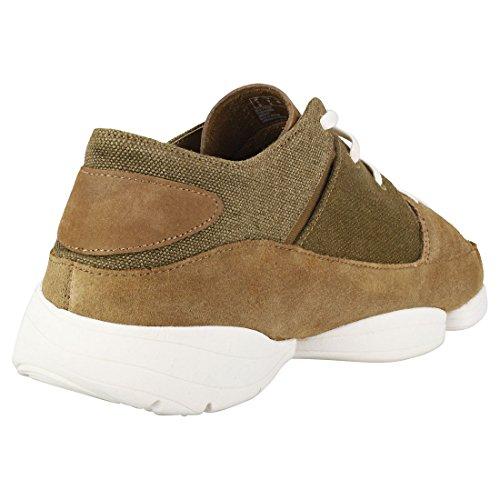 Clarks Uomo Olive Trigenic Evo Sneaker-UK 10