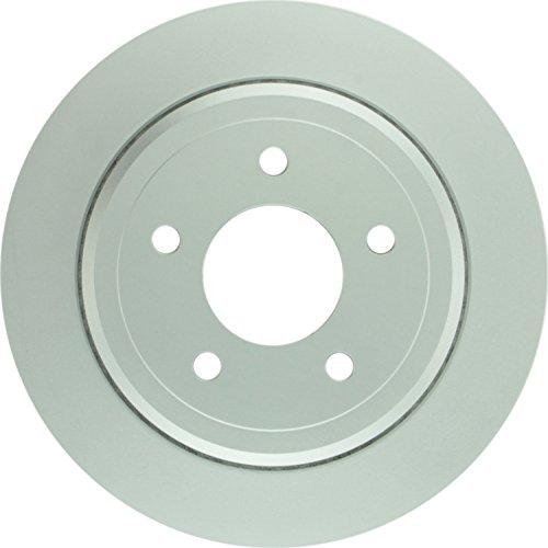 Bosch 20010344 QuietCast Premium Disc Brake Rotor, Rear