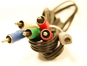 EX-Pro Sony VMC-15VC AV 1,5 m de Audio y vídeo/RGB Cable de vídeo componente para Sony HDR de vídeo [compatible con]