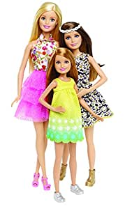 Barbie and Her Sisters in The Great Puppy Adventure Doll (3-Pack) (Discontinued by manufacturer)