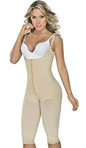 MYD 0078 Fajas Colombianas Reductoras Post Surgery Girdle Shapewear Bodysuit