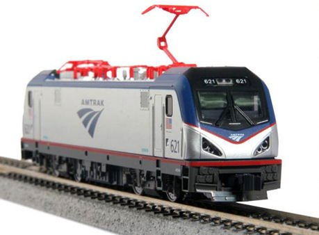 Kato 137-3003-DCC N Scale AMTRACK ACS-64 #648 w/DCC